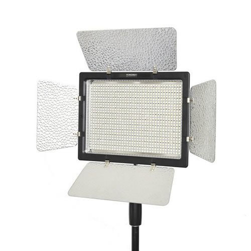 LED YONGNUO YN-900 Pro Video Light/Studio Lamp com 3200k-5500k